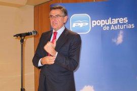 """Ovidio Sánchez acusa a Foro Asturias de estar """"permanentemente"""" lanzando insultos contra el PP"""