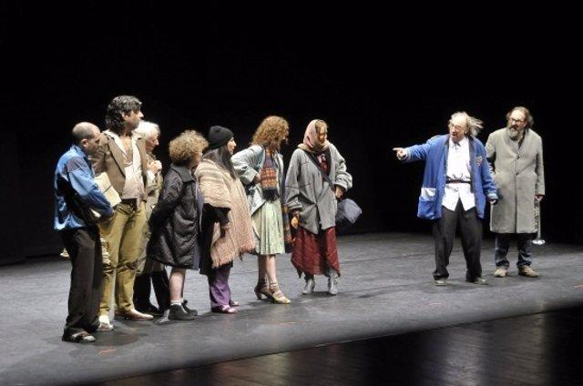 Imagen De La Compañía De Teatro Els Joglars.