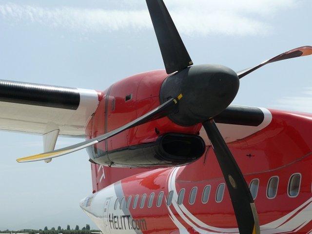 Avion De Helitt