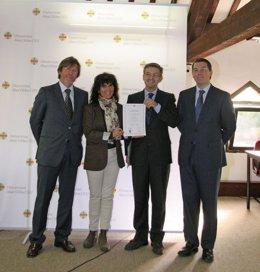 La Universidad Abat Oliba CEU Recoge El Certificado EFR