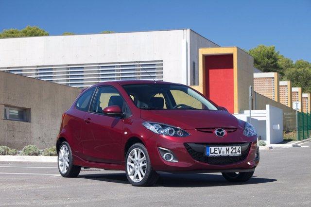 Premio Al Mazda2 Skyactiv-G De 1.3 Litros
