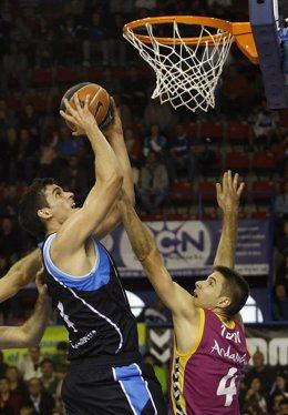 Leonardo Andrés Mainoldi Cajasol Banca Cívica - Baloncesto Fuenlabrada