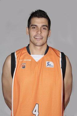 Leo Mainoldi Baloncesto Fuenlabrada