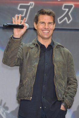 Tom Cruise Presenta En Japón Misión Imposible