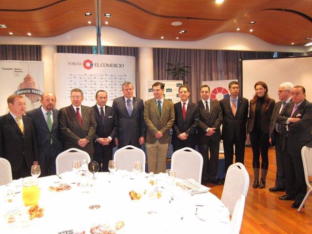 Rivero En El Forum Mercosur