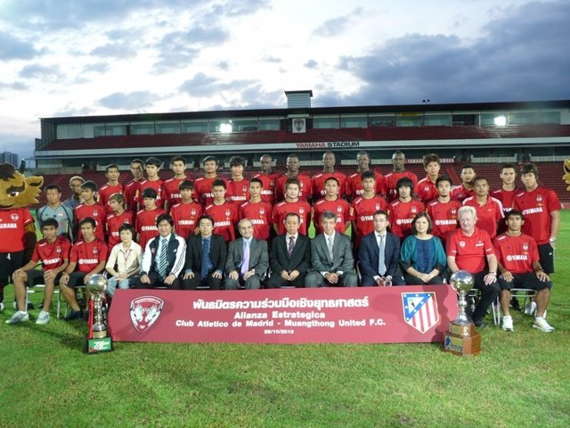 Cumbre De Clubes Atlético De Madrid