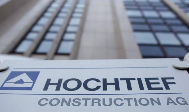 Constructora alemana Hochtief