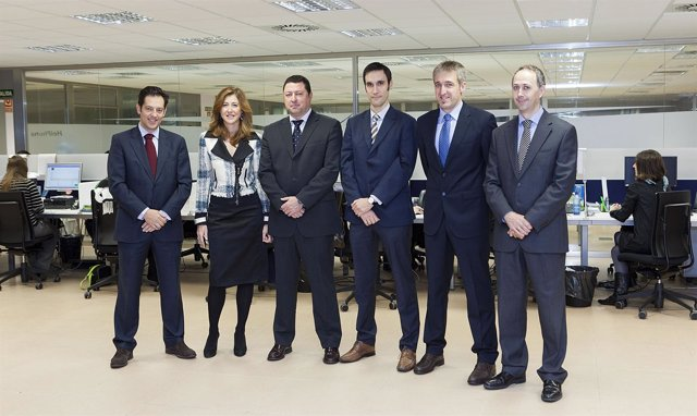 CAN Y  Start Up Capital Navarra Han Invertido 500.000 Euros En Redacciona.