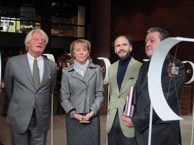 Aguirre En El Instituto Francés