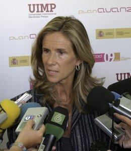 Cristina Garmendia, Ministra Ciencia E Innovación