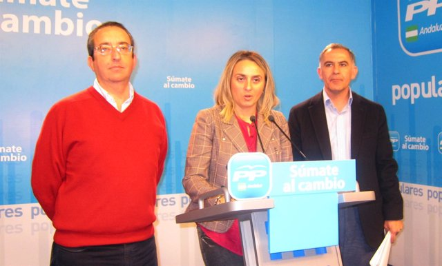 Rueda De Prensa Del PP-A, Este Viernes