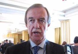 El Presidente De Aceta. Manuel López Colmenarejo