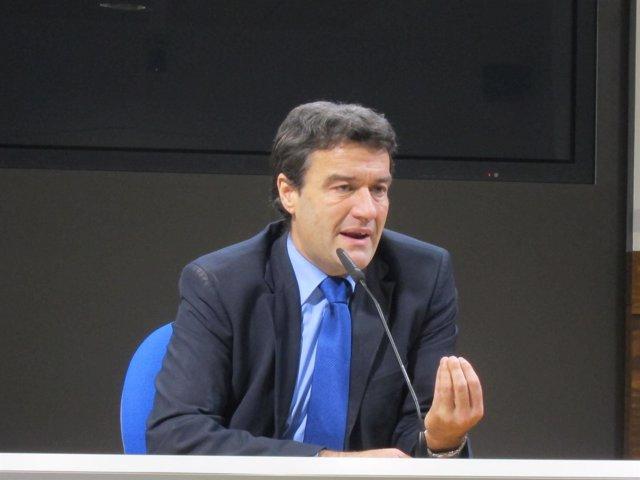 El Concejal Del PP De Oviedo Alberto Mortera