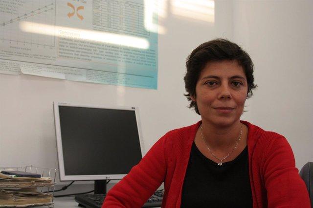 La Profesora De La UPO Sofía Calero