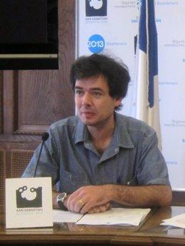 Ricardo Burutaran.