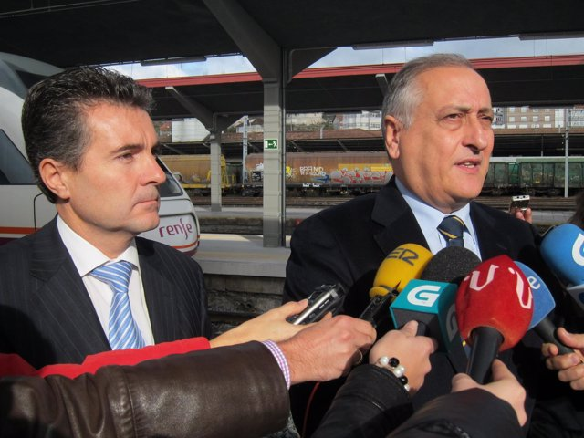 Fotos Avant Y Director General De Viajeros De Renfe