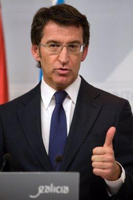 El Presidente De La Xunta