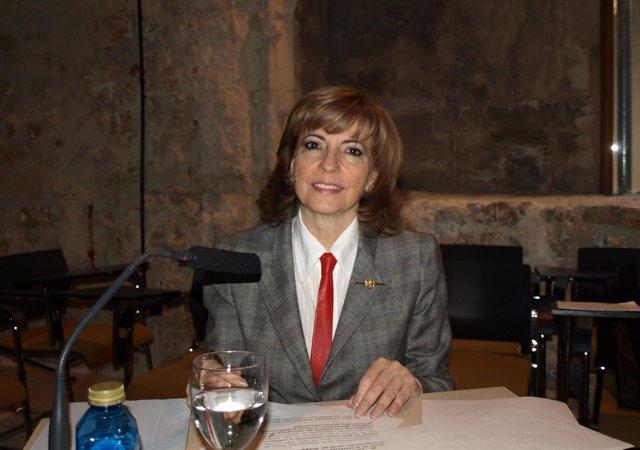 La Directora De Orquesta Mercedes Padilla