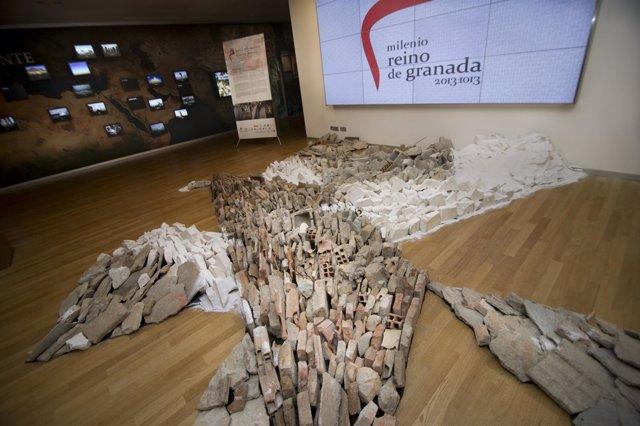 Obra Realizada A Partir De Ruinas Incluida En El Milenio De Granada