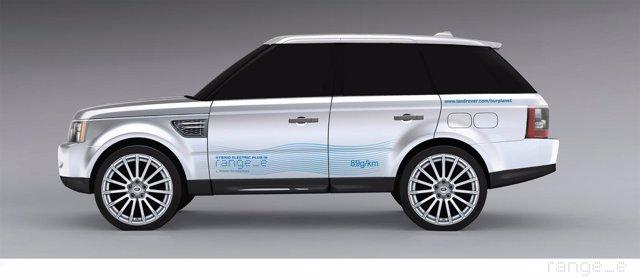 Range_E De Land Rover