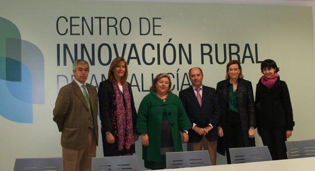 Inauguración Del Centro De Innovación Rural De Andalucía.