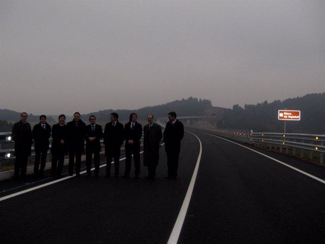 Artur Mas, En La Inauguración Del Eix Diagonal