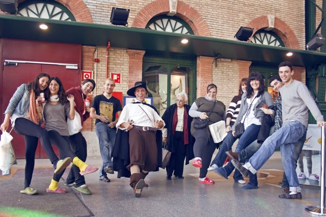 Gas Natural Fenosa Invita Al Cine A 300 Personas En Sevilla