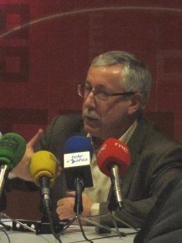 El Secretario General De CC.OO, Ignacio Fernández Toxo