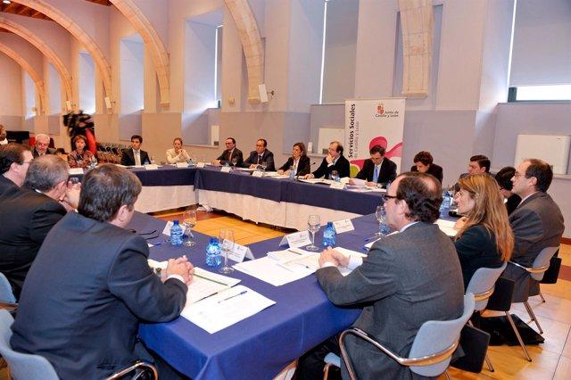 Herrera Preside La Comisión Interconsejerías