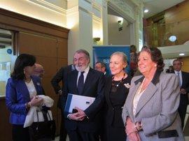 Barberá destaca la colaboración del consistorio valenciano con la justicia en la investigación sobre Nóos