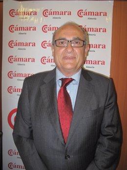 El Vicepresidente Segundo De La Cámara De Almería, Juan García Cazorla