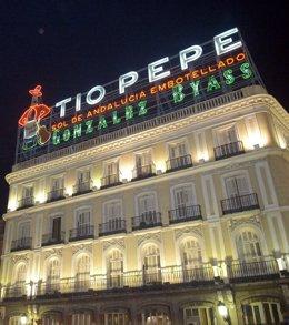 Edificio De Tio Pepe Por Ayto De Madrid Y Europa Press