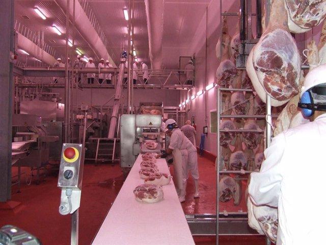 Industria cárnica-carnes