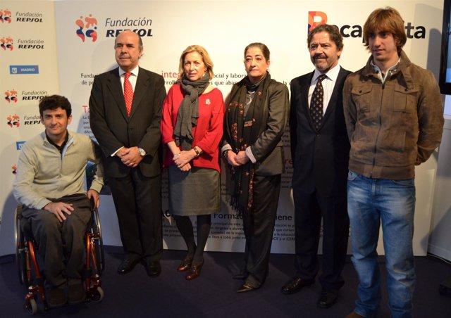 Isidre Esteve Foto Acto Repsol: Recapacita Foto Grupo