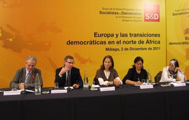 Jornada Sobre Transiciones Democráticas En El Norte De África