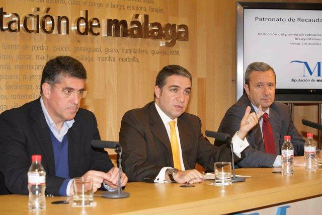 El Presidente De Diputación, Elías Bendodo.