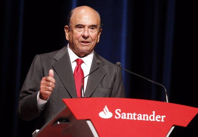 Emilio Botín