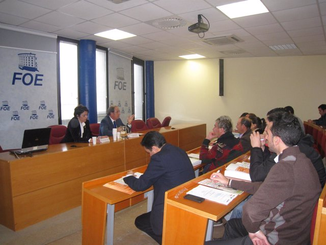Conferencia De Empresas Familiares En Huelva