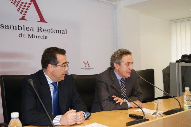 Francisco Abellán Y Francisco Oñate