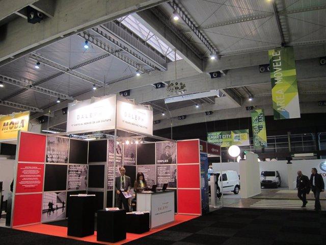 Salón Smart City Expo & World Congress