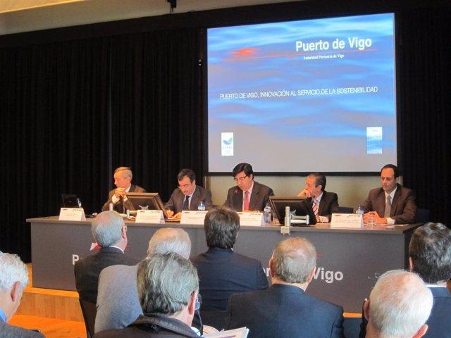 Vigo Foto Memoria Puerto