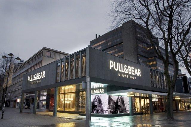 Tienda De Pull & Bear En Rotterdam