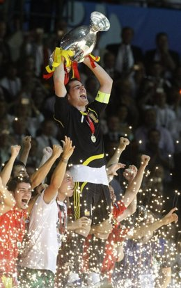 España gana la eurocopa