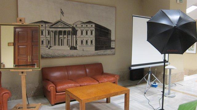 Estudio Fotográfico Para Los Diputados De La X Legislatura