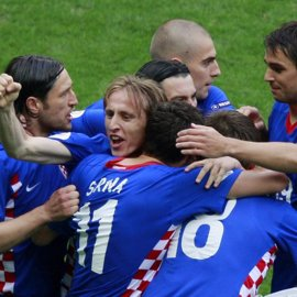 Fútbol/Eurocopa.- Luka Modric al mando de Croacia, amenaza de España en el último partido de grupo