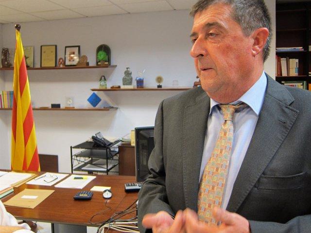 El Director De Servicios Penitenciarios, Ramon Parés