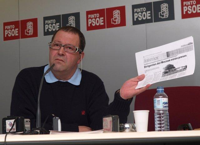 El Ex Alcalde De Pinto Antonio Fernández