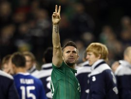 Fútbol/Eurocopa.- Robbie Keane guiará a la Irlanda de Trapattoni en busca de sus primeros cuartos de final
