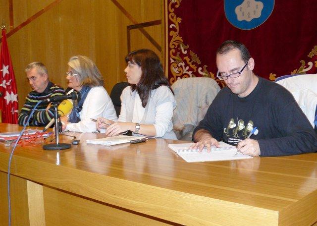 Comité Unitario De Trabajadores (CUT) Del Ayuntamiento De Leganés