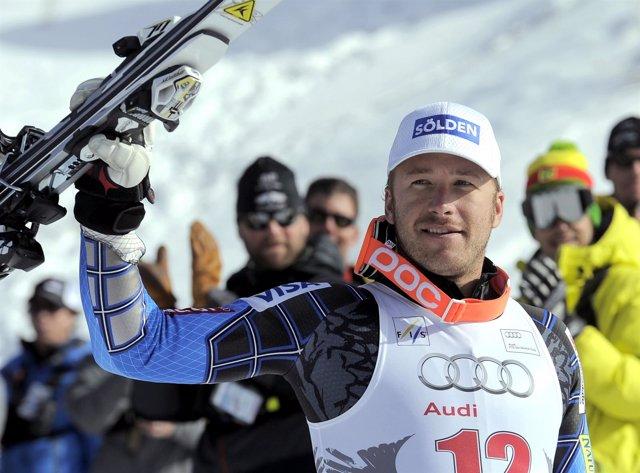 El Esquiador Estadounidense Bode Miller